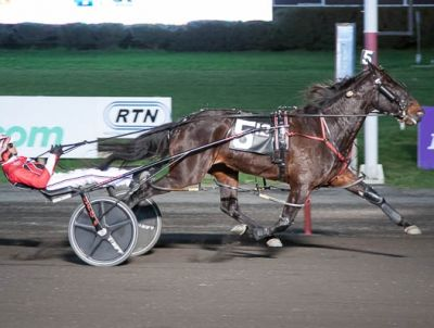 Colossal Stride A and driver Dexter Dunn